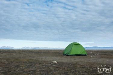 Longyearbyen camping