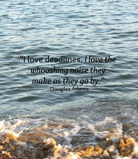 Quotable Mondays: Your Weekly Inspiration - Quote by Douglas Adams