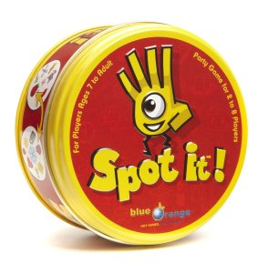 Image of Spot It Family Game