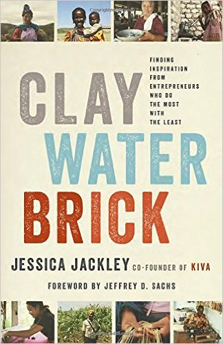 Image of Clay Water Brick Book Cover