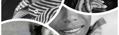Collage of 4 Black Women - Taraji P. Henson, Nina Simone, Toni Morrison, Rosa Parks