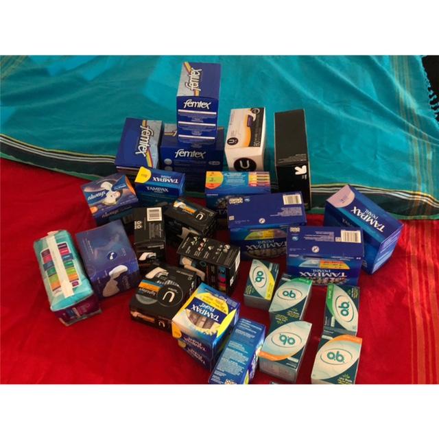 Image: Feminine Hygiene (pads, liners, tampons)