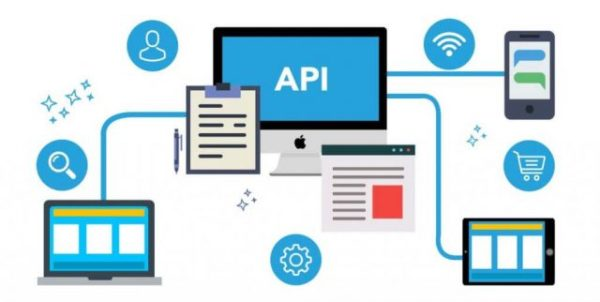 quản trị khách hàng thông qua liên kết API