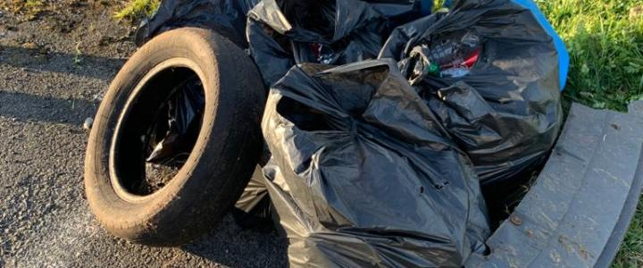 Tidy Up the Ring of Gullion Week