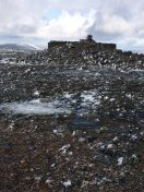 Ingleborough - Ice Coated Top
