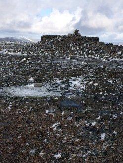 Ingleborough - Ice Coated Top