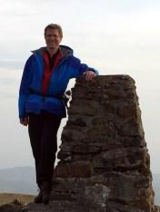 Moel Hebog - At the Top