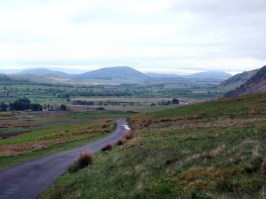 Great Mell Fell and Place Fell