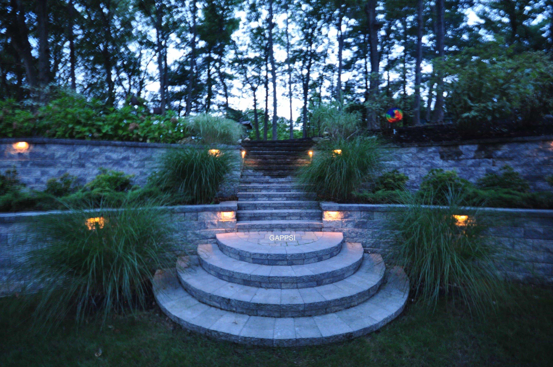 Long Island Landscape Lighting Design Led Solar