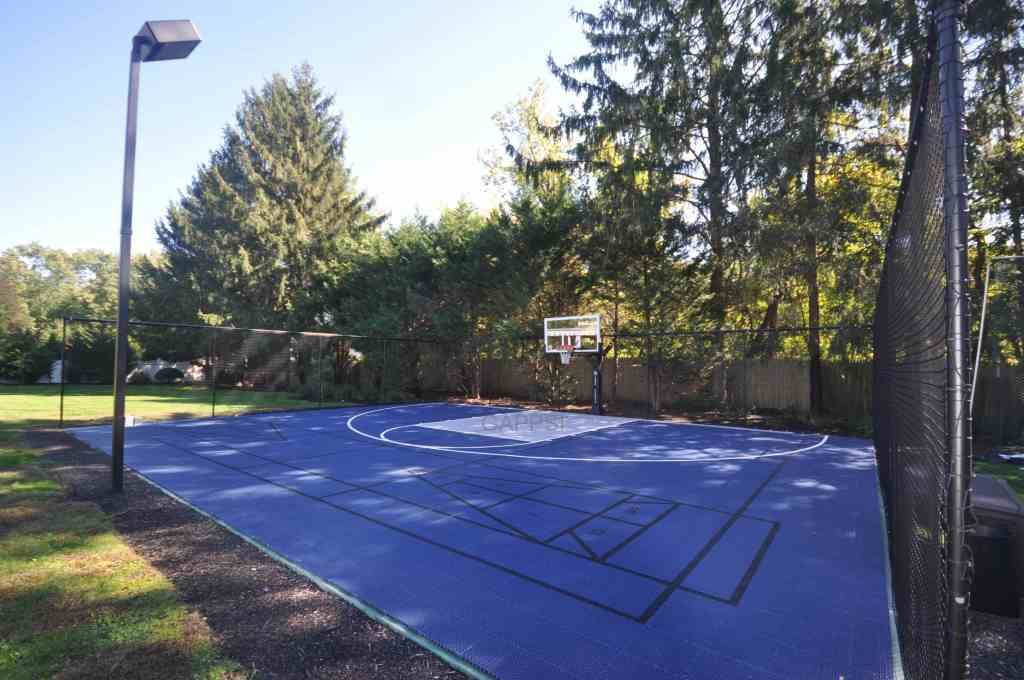 Versa Court Basket Ball tiles