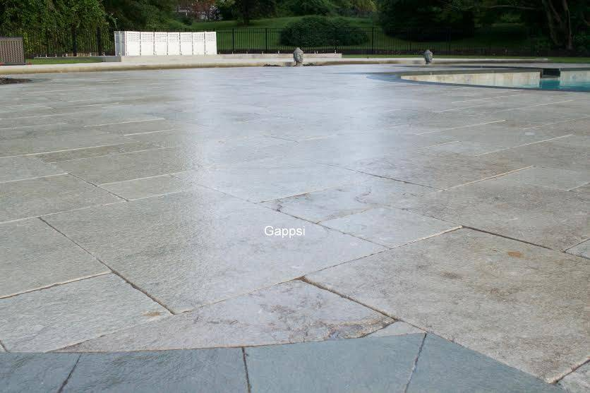 Pool Coping and Patio Sealing: Huntington NY, by Gappsi | Gappsi