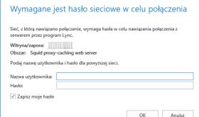 Lync 2013 Proxy Authentication Prompt