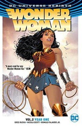 wonder woman rebirth 2