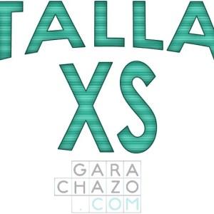 Talla XS