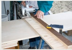 Cut Plywood with a Circular Saw