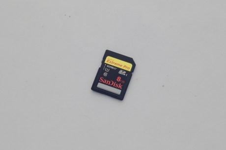 メディアカードについてどうして毎回「SanDisk」にするんだろう?