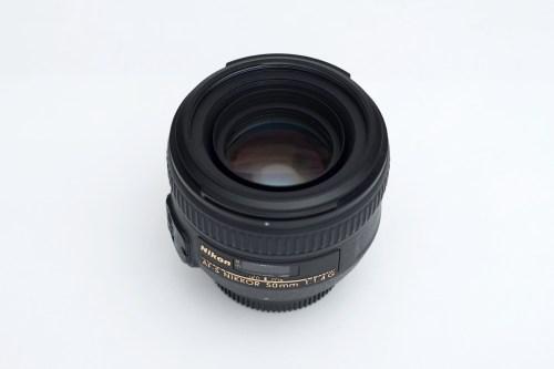 単焦点レンズ「Nikon(ニコン)AF-S NIKKOR 50mm f/1.4G」テスト