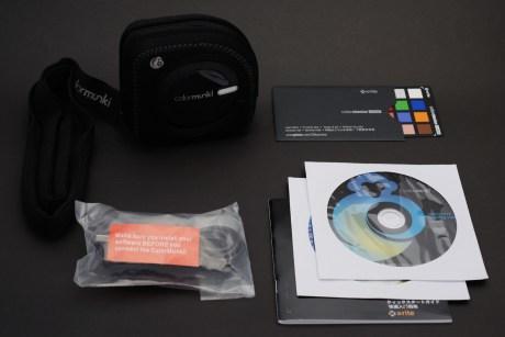 写真とパソコン、印刷カラーを一致させる「ColorMunki Photo(カラーモンキーフォト)」インストール