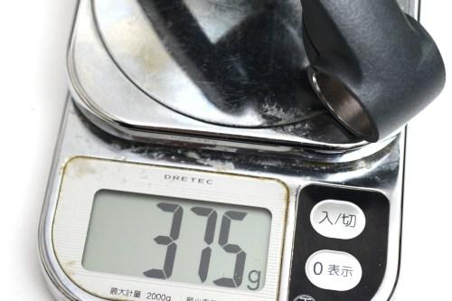 LOOK ERGOSTEM(ルックエルゴステム)の「サイズ違いの26.0mmと31.8mm」比較