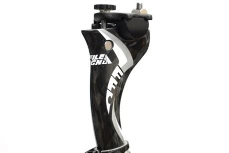 「PROFILE DESIGN(プロファイルデザイン)Fast Forward Carbon(ファーストフォワードカーボン)シートポスト 27.2mm」カット・詳細画像