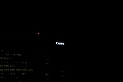 「D810」で「Otus 1.4/55」と「Planar T* 1,4/50」比較(夕方〜夜編)