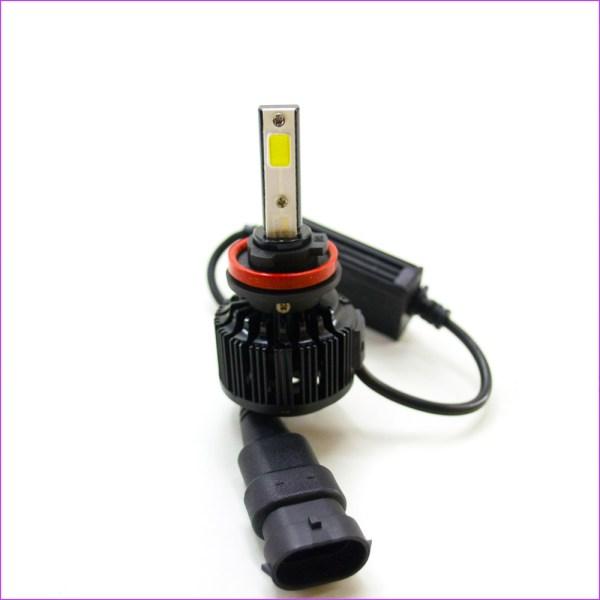 LED Galaxy COB H11