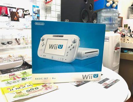 【中古】Wii U 入荷しました!
