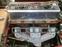 MG TF Carburettors 3