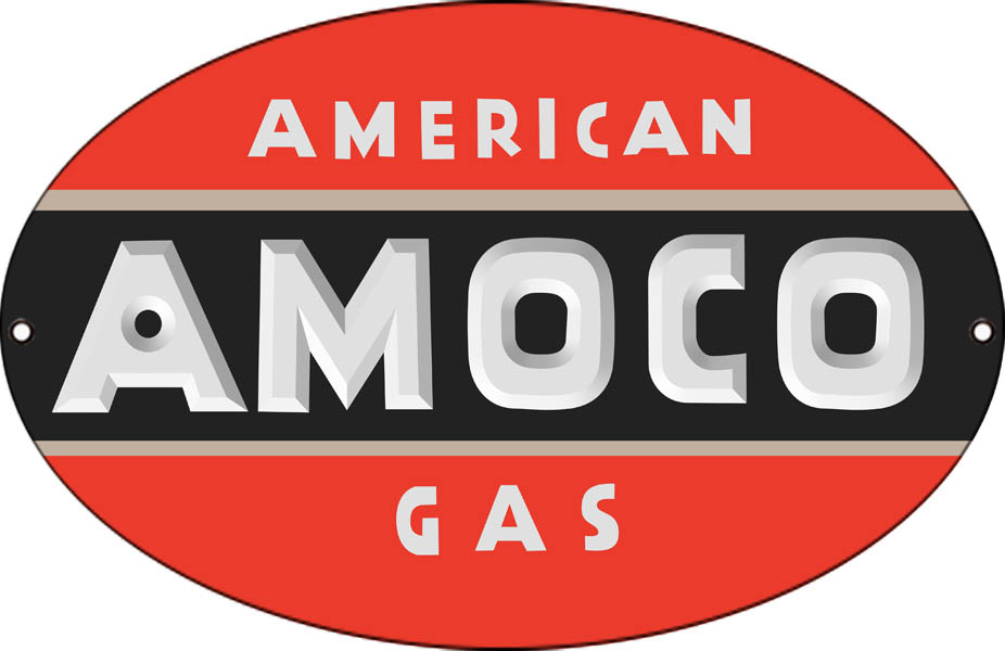 amoco sign for sale