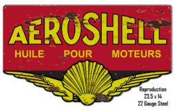 French AeroShell Logo copy