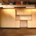 Garage Cabinets Modern Home House Design Ideas