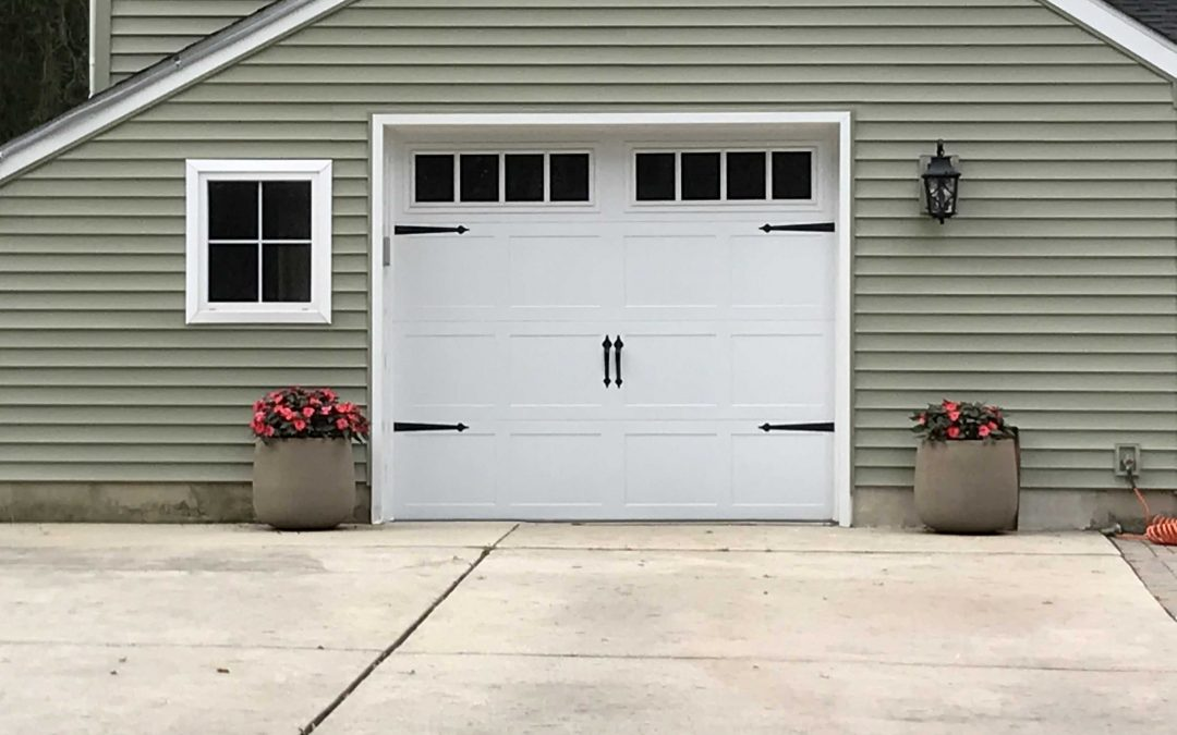 Tips For Converting Single Panel Doors To Rollup Designs Garage