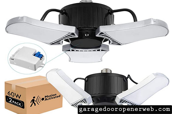 Lightdot LED Bulbs for Garage Door Opener