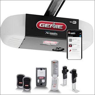 Genie Quiet Lift Connect Smart Garage Door Opener