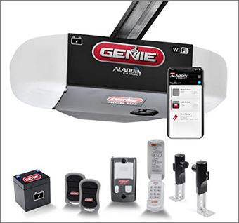 Genie Stealth Drive Connect 7155-TKV Garage Door Opener