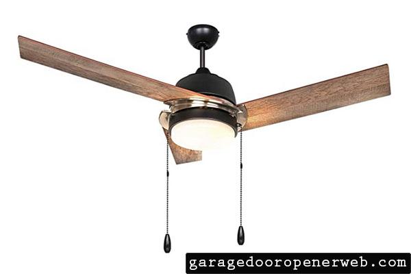 Hykolity 48 Inch LED Indoor Ceiling Fan