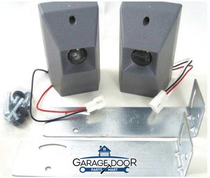 Raynor Garage Door Opener Replacement Photocells Safety Beams Garage Door Parts Mart