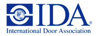 International Door Association Logo