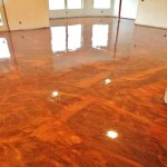 Metallic Epoxy Coating Boston
