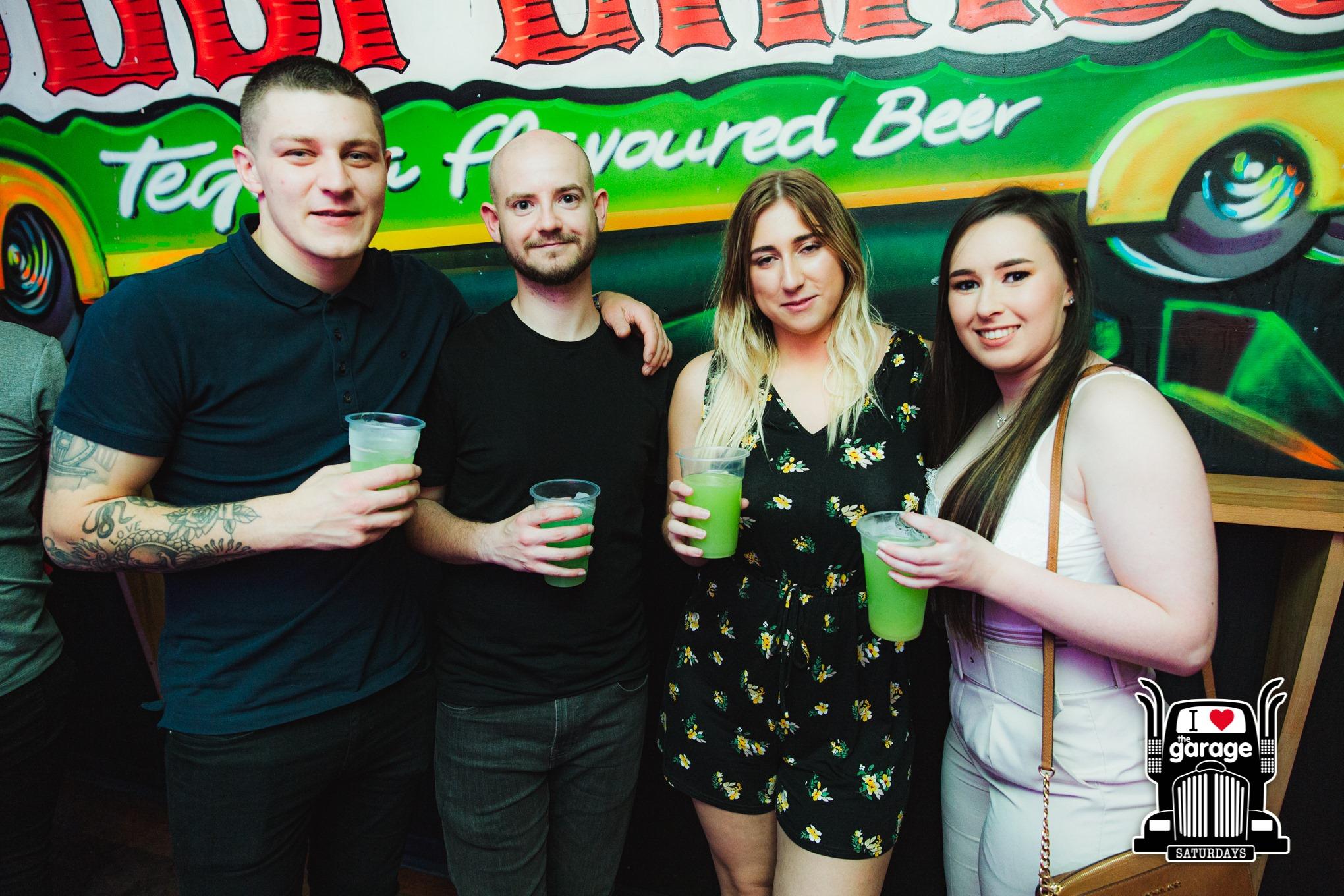 Best of June Photos The Garage Glasgow Nightclub