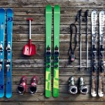 What S The Best Way To Store Skis In My Garage Or Townhome Garage Guru Storage Systems Inc