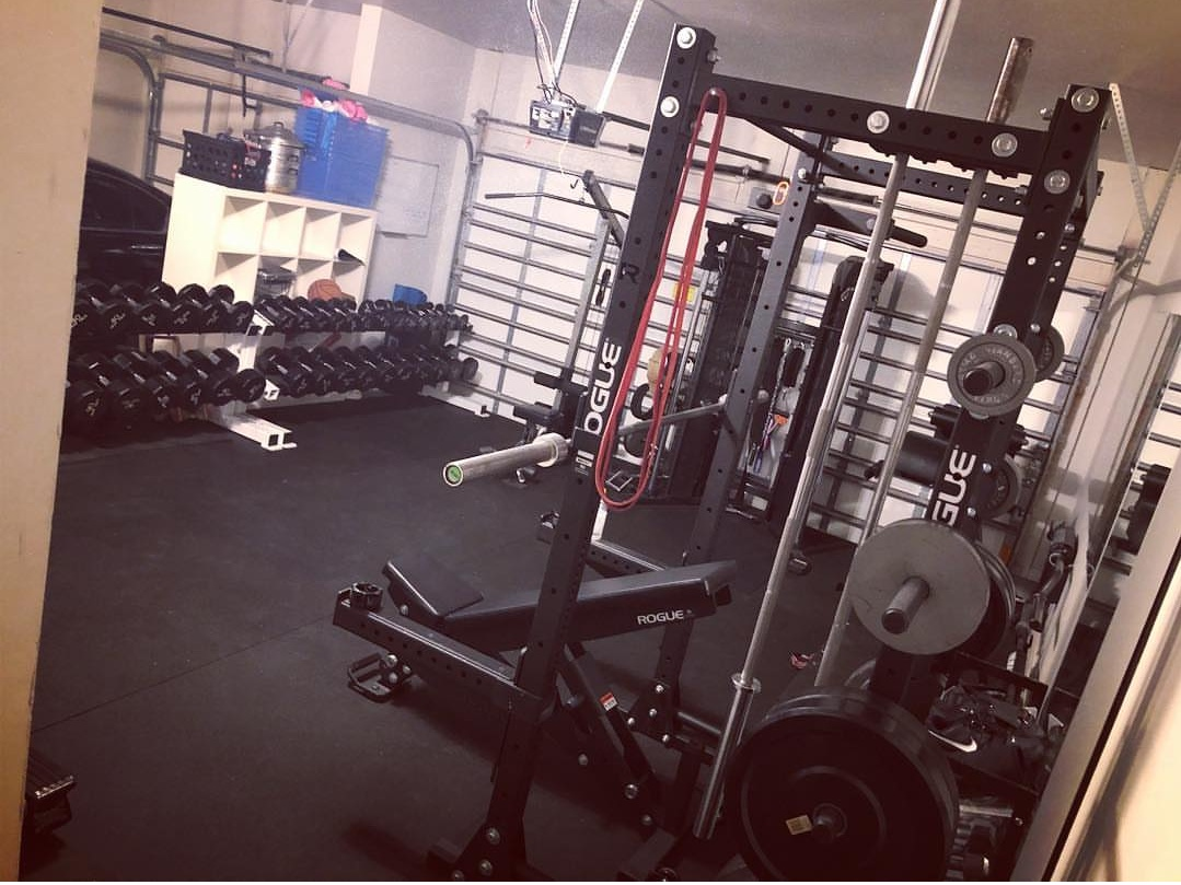 Garage gym flipping u garage gym experiment