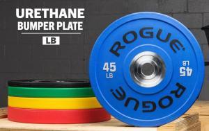 Rogue Urethane Bumper Plate