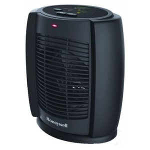Honeywell HZ-7300 Deluxe Energy Smart Cool Touch Heater, Black