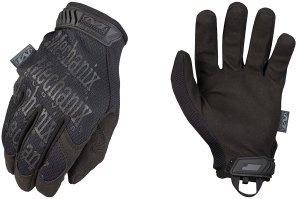 Black Mechanix Gloves for Garage Gym