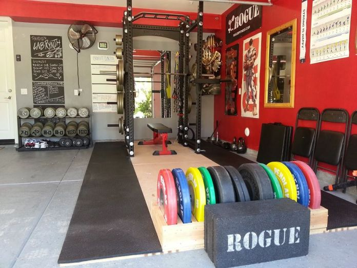 Garage Gym Benefits