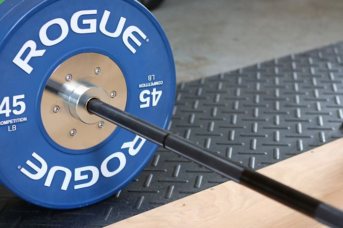 Rogue Ohio Power Bar Black Zinc