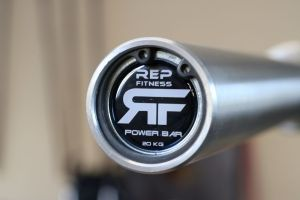 Rep Fitness Stainless Steel Power Bar End Cap
