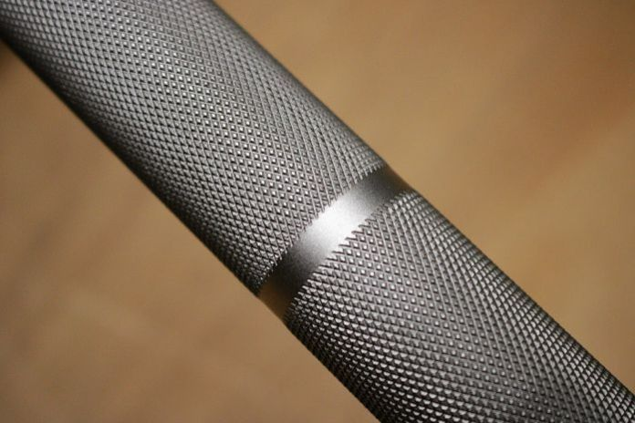 Fringe Sport Power Bar Knurling