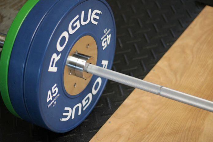 Fringe Sport Power Bar Loaded